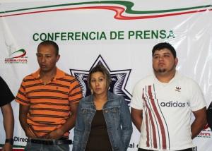 """DETIENE  POLICIA MUNICIPAL DE NEZA A IMPORTANTE BANDA DEDICADA AL ROBO DE CUENTAHABIENTES DENOMINADA """"LOS SANTEROS"""""""